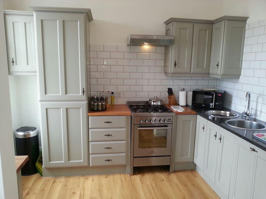 Seaview kitchen