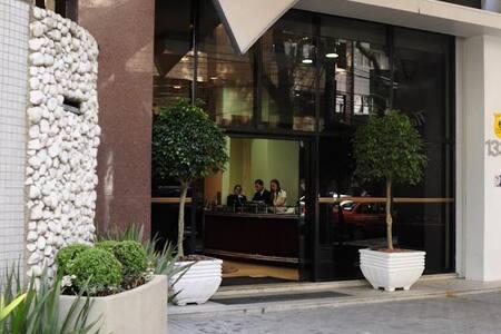 Centro de Curitiba - Hotel - Loft