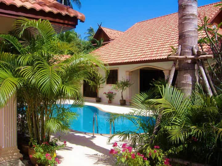 LUXURY VIP PHI PHI DON 3 Bed  Private Pool Villa