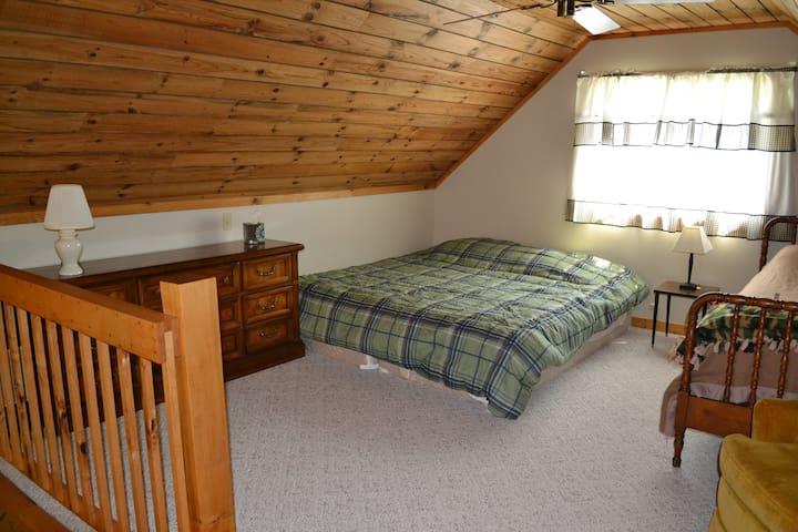 Loft, 2 beds