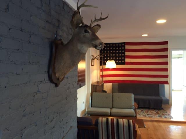 Mins to Manhattan and Williamsburg! - Long Island City - Apartment