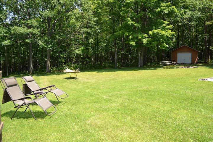 Finger Lakes Cabin