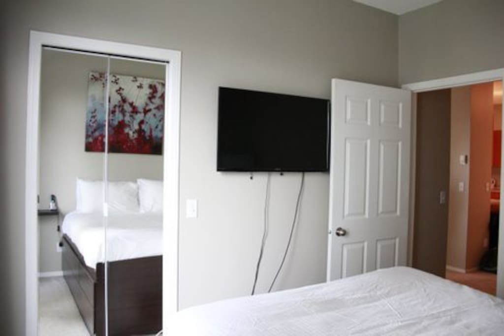 Discovery one bedroom suite by ostays apartments for rent in calgary alberta canada for One bedroom apartment calgary