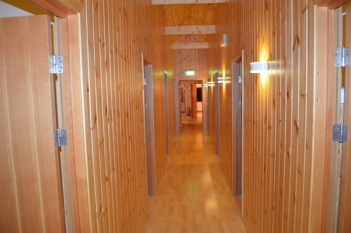 Inside Laugarfell