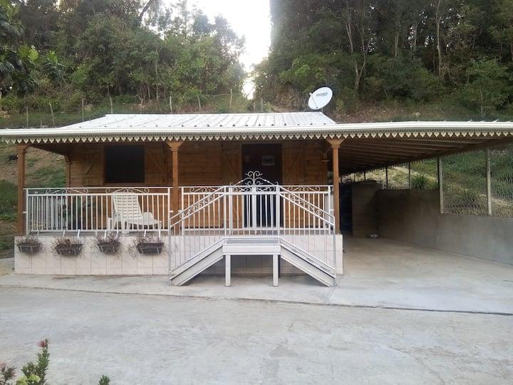 Loue maison saisonnière F2