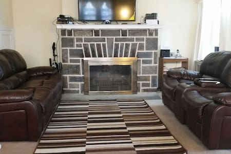 Cozy 4BR for Pope Visit - Upper Darby - 단독주택