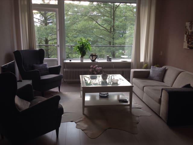 Nice& clean appartement - Amstelveen - Daire