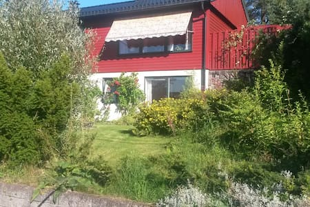 Stay on a 30 m2 Bedsit appartment. - Oppegard