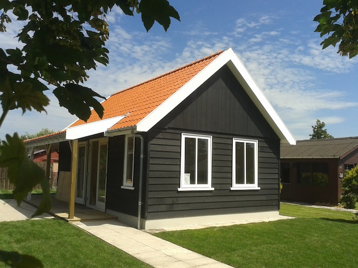 Hollands huisje-heerlijke tuin-wifi