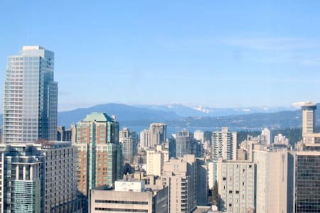 Perfect Location & Luxury View Unit - Vancouver - Apartment