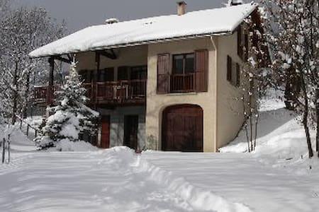 Chalet to rent near Briançon - Puy-Saint-André