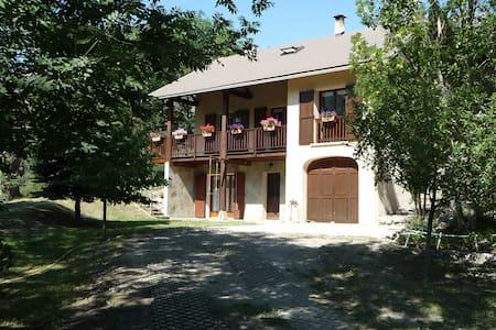 Chalet to rent near Briançon - Puy-Saint-André - House
