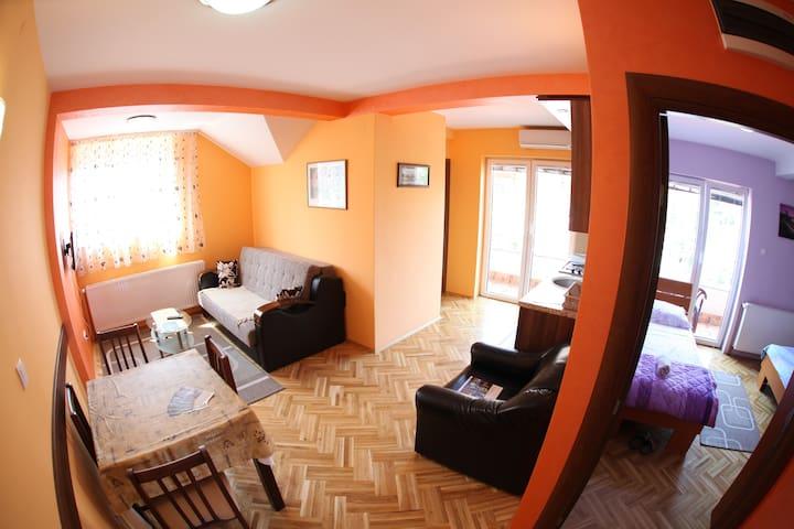 Apartments Bella Mare 1 - Belgrade