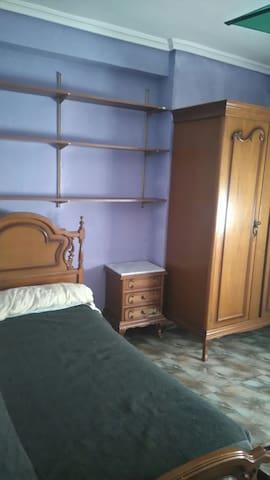 Habitación a 10 min centro ciudad - Valladolid - Lägenhet