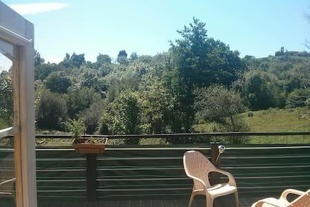 CHALET EN PLEINE NATURE - Vielleségure - Lomamökki