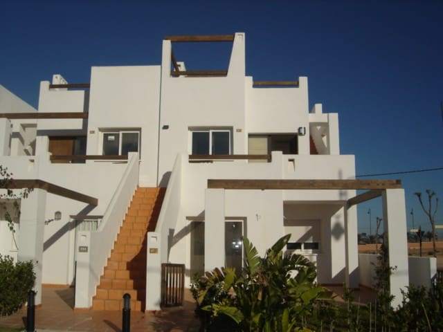 Nice apartment in Alhama - Murcia