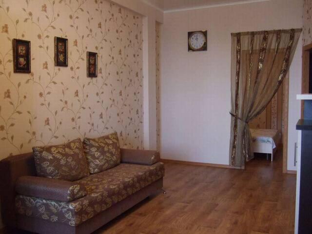 Уютная квартира в центре на Беляева - Naberezhnye Chelny - Lägenhet
