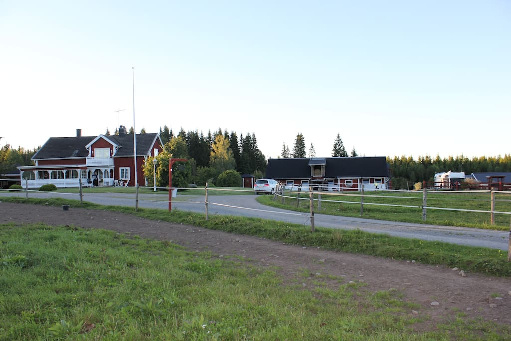 Bo på Hästgård Apartments for Rent in Lammhult, Kronoberg County, Sweden