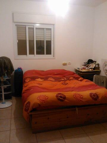 Bedroom in Ramot - Be'er Sheva - Penzion (B&B)