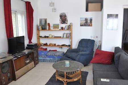 cozy apartment, magnificent view! - Safed - Apartment