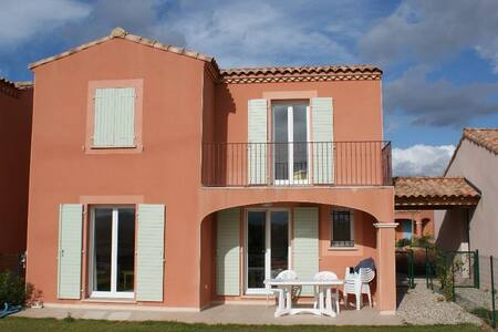 Villa 3 ch. avec piscine privative - Homps - House