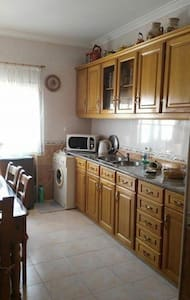 Entire Home / 2 bedroom flat + nice terrace - Baixa da Banheira - Apartamento