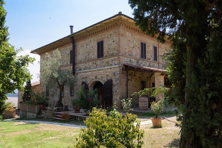 Country house near Siena - Murlo - Wohnung