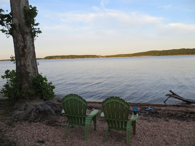 Luxury Lake front condo on Monkey Island, 3BD/3BA - Afton - Condomínio