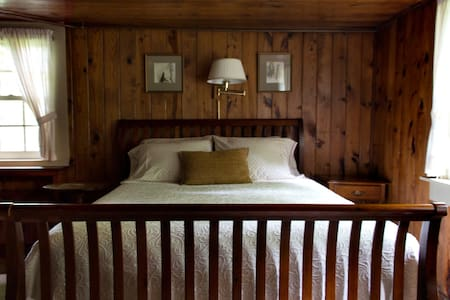 Chinquapin Inn - Queen Bed - Penland - Oda + Kahvaltı