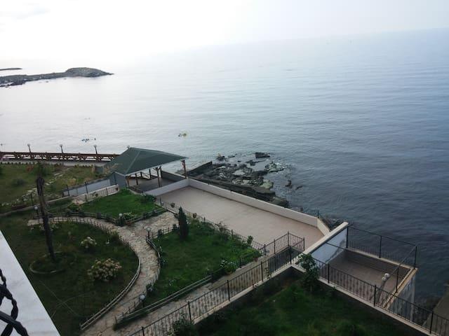 denize sıfır daire - Mersin Belediyesi - Pis