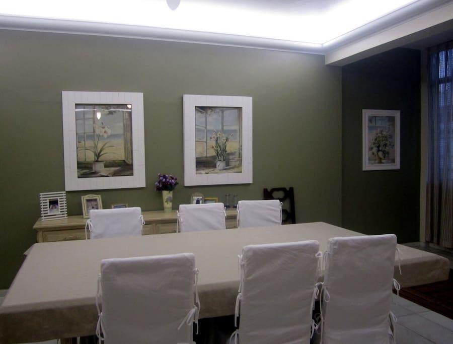 Sala de jantar (1°piso)