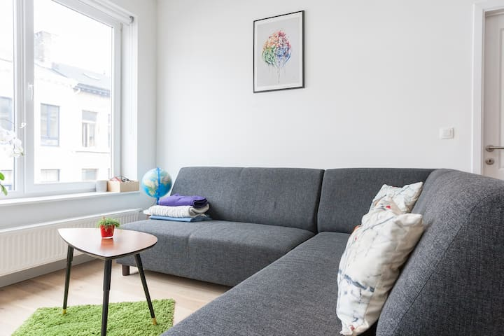 Modern, light & central appartment - Antwerpen - Apartment