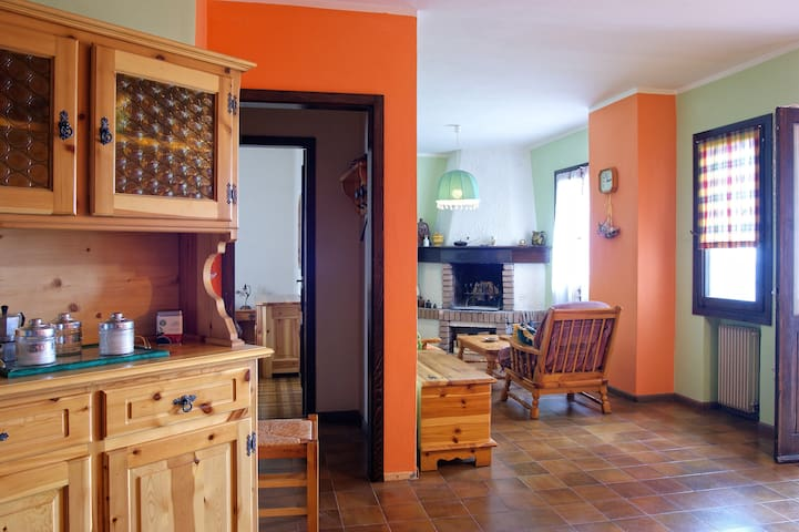 HOLIDAY SNOW! ENEGO STONER ASIAGO - Stoner - Apartament