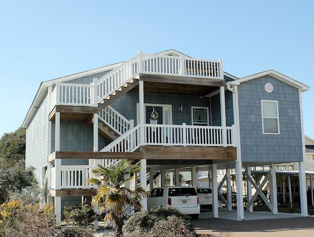 2 blocks to Ocean, Pool,HotTub,Golf - North Myrtle Beach - Hus
