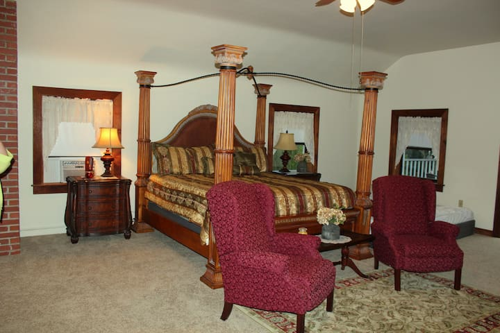 Whispering Willow Estate-suite - Quarryville - Huis