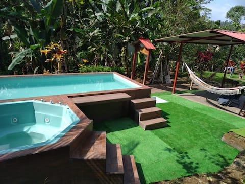 Quinta Vacacional Paraíso Azul