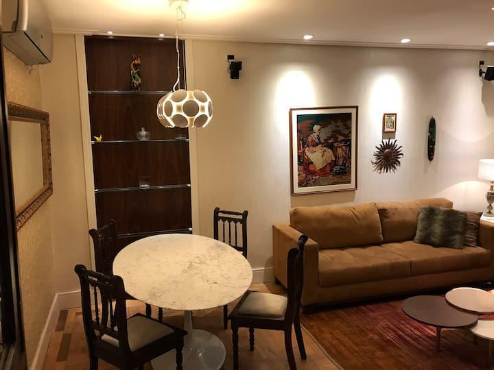 Charmoso apartamento próximo à Av Paulista
