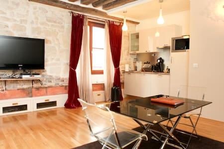 Elegant 40 m2 Loft in Le Marais - Paris - Apartment