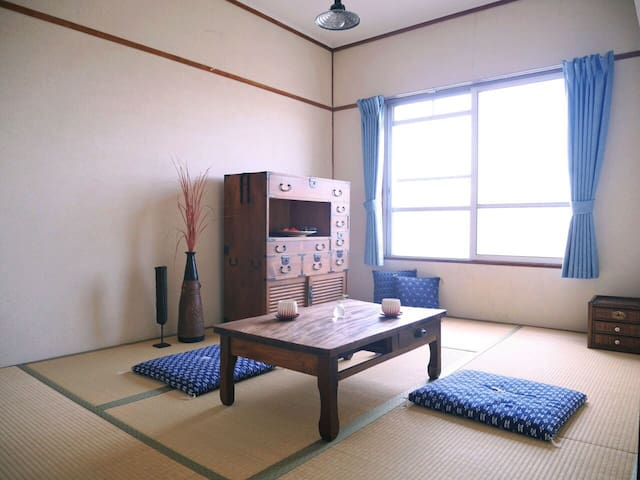 DANCHI a traditional apartment - Harima-chō - Apartment