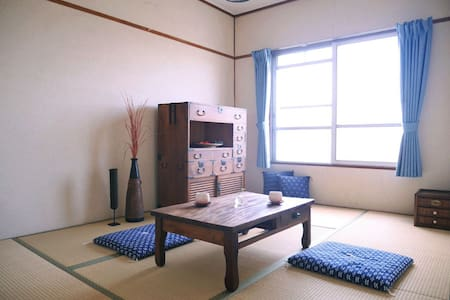 DANCHI a traditional apartment - Harima-chō - 公寓