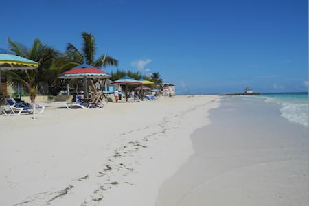 #11Seashell Cottage,Silver Sand'sbeach,Jamaica JWI - Silver Sands public beach - 独立屋