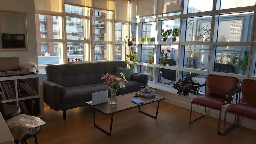 Luxury Williamsburg Apt with Views - Brooklyn - Apartamento