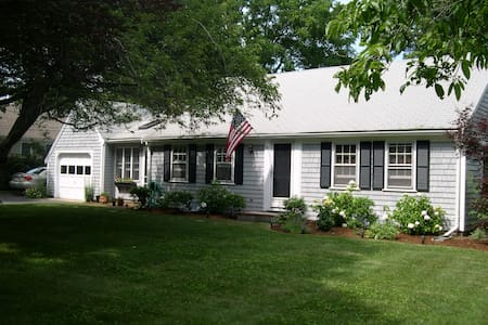 At Home on Cape Cod - Barnstable Town - Casa