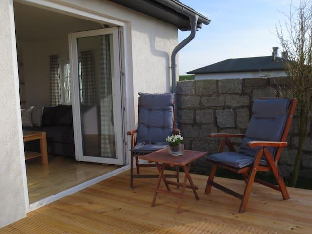 Wohnung Deichblick im Haus zur Hamburger Hallig - Reußenköge - Loma-asunto