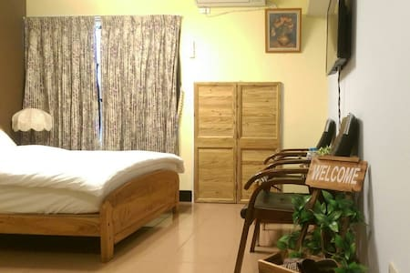Warm and Cozy room! 5 mins walk to MRT! - samin district