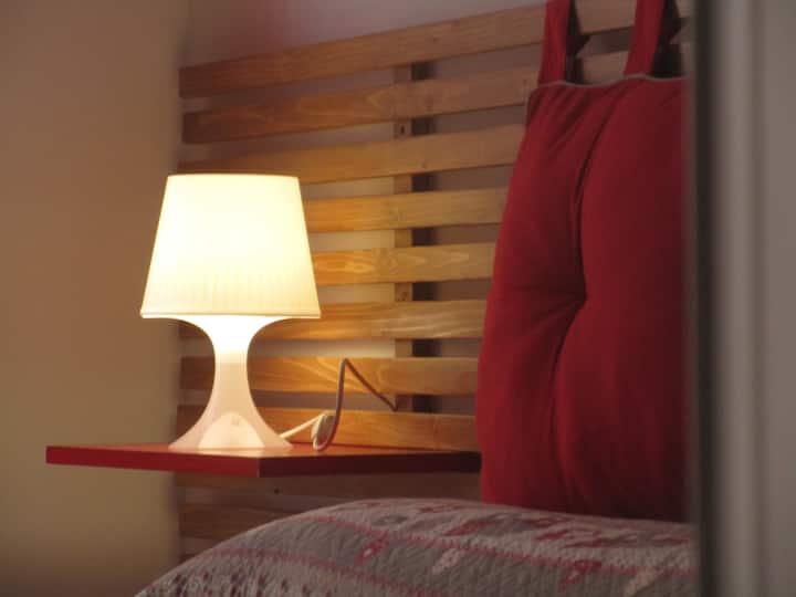 Il  Borghetto red room