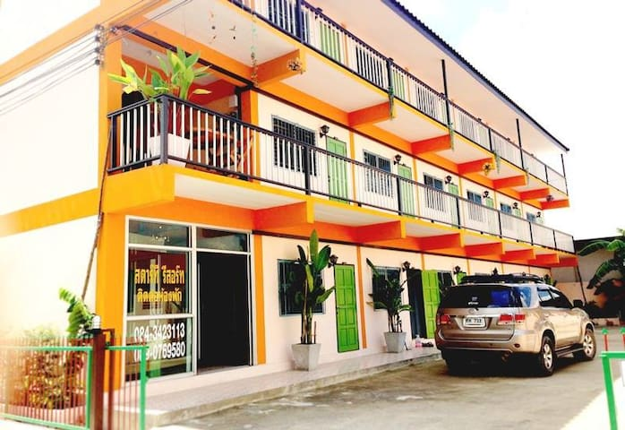 Star Resort Klong 4 - Rangsit - Apartament