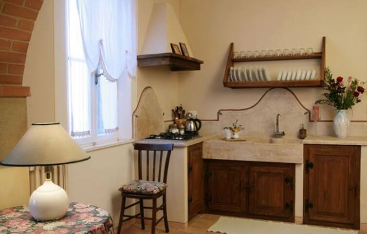 Apartment in the heart of Tuscany