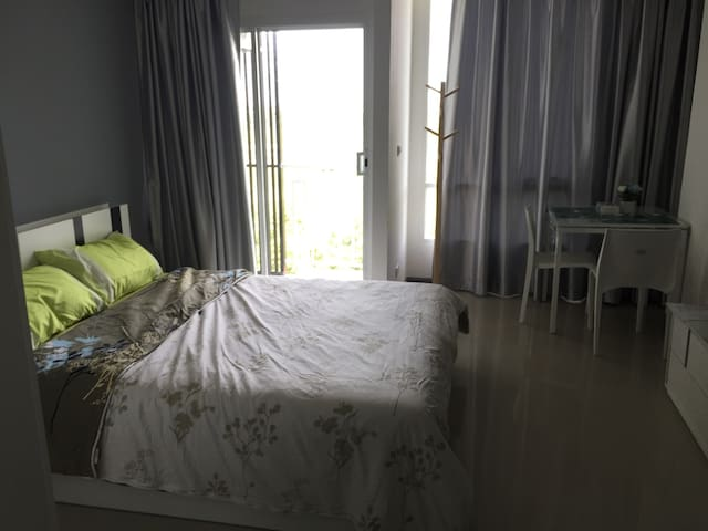 Brand new studio near Central Mall - Khon Kaen - Appartement