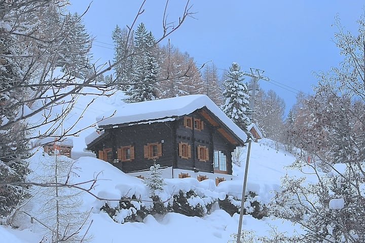 Exciting Ski-in / Ski-out chalet at high altitude